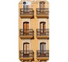 Valencian Windows iPhone Case/Skin