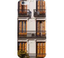 Valencian Windows II iPhone Case/Skin