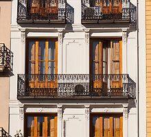 Valencian Windows II by Julian Elliott