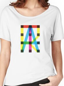 Structure Women's Relaxed Fit T-Shirt