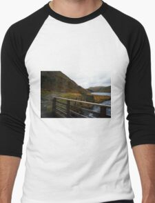 Haweswater Men's Baseball ¾ T-Shirt
