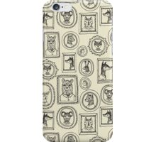 Woodland Frames by Andrea Lauren iPhone Case/Skin