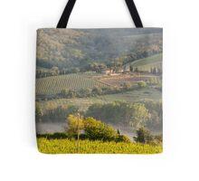 Chianti Vineyards Tote Bag
