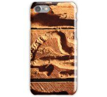 Bored. iPhone Case/Skin