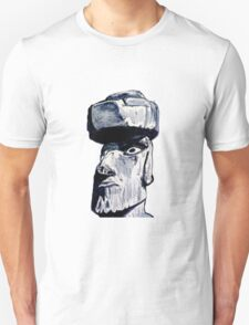 Easter Island head statue T-Shirt