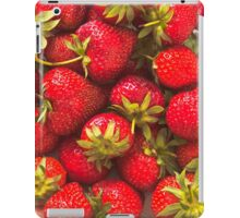 Strawberry Forever iPad Case/Skin