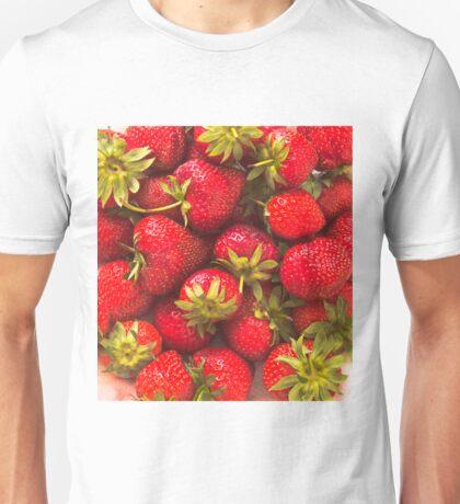 Strawberry Forever Unisex T-Shirt