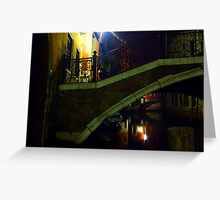 Moonlight becomes you Greeting Card