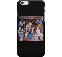 Breakfast Fight Club iPhone Case/Skin