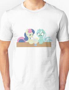 Lyra and Bon Bon Unisex T-Shirt