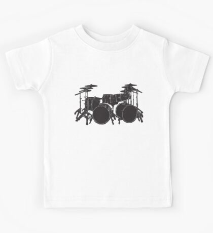 Drum Kit Kids Tee