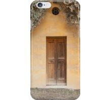 Tuscan Chapel iPhone Case/Skin