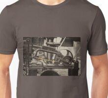 Mechanical Hacksaw  Unisex T-Shirt