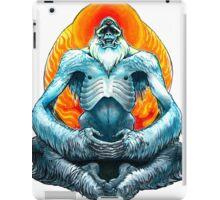 psychic yeti iPad Case/Skin