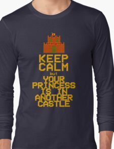 Another castle Long Sleeve T-Shirt