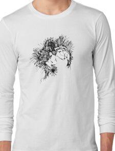 cool sketch 69 Long Sleeve T-Shirt
