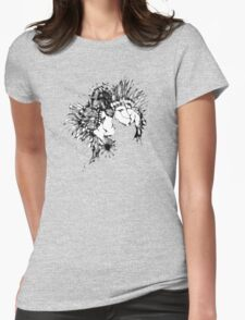 cool sketch 69 Womens Fitted T-Shirt