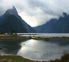 Milford Sound by Mathew Russell