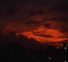 Molten Sky by JadeSkye