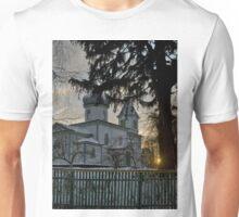 Old Wooden Church 2 Unisex T-Shirt