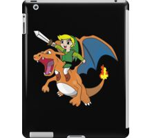 Amazing warrior iPad Case/Skin