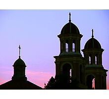 The Dawn of Saint Therese Photographic Print