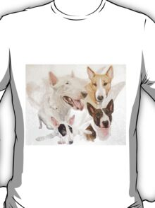 Bull Terrier /Ghost T-Shirt
