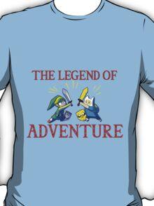 The Legend of Adventure  T-Shirt