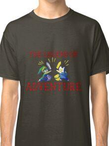 The Legend of Adventure  Classic T-Shirt