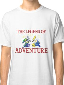 The Legend of Adventure  Classic T-Shirt