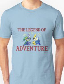 The Legend of Adventure  Unisex T-Shirt