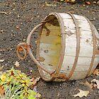 Tipped Barrel by Kenneth Hoffman