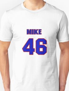 National baseball player Mike Romano jersey 46 T-Shirt