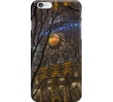 Water Tower At Night 1 iPhone Case/Skin