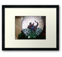 Krystal Ball Disney Framed Print