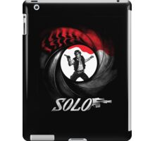 Licensed to Shoot First iPad Case/Skin