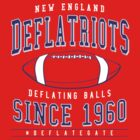 Deflate Gate - The New England Deflatriots by bestnevermade