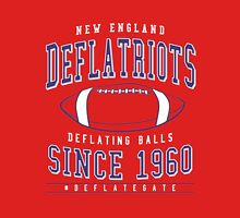 Deflate Gate - The New England Deflatriots Unisex T-Shirt