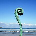 Sea Serpent by Lisa Drew