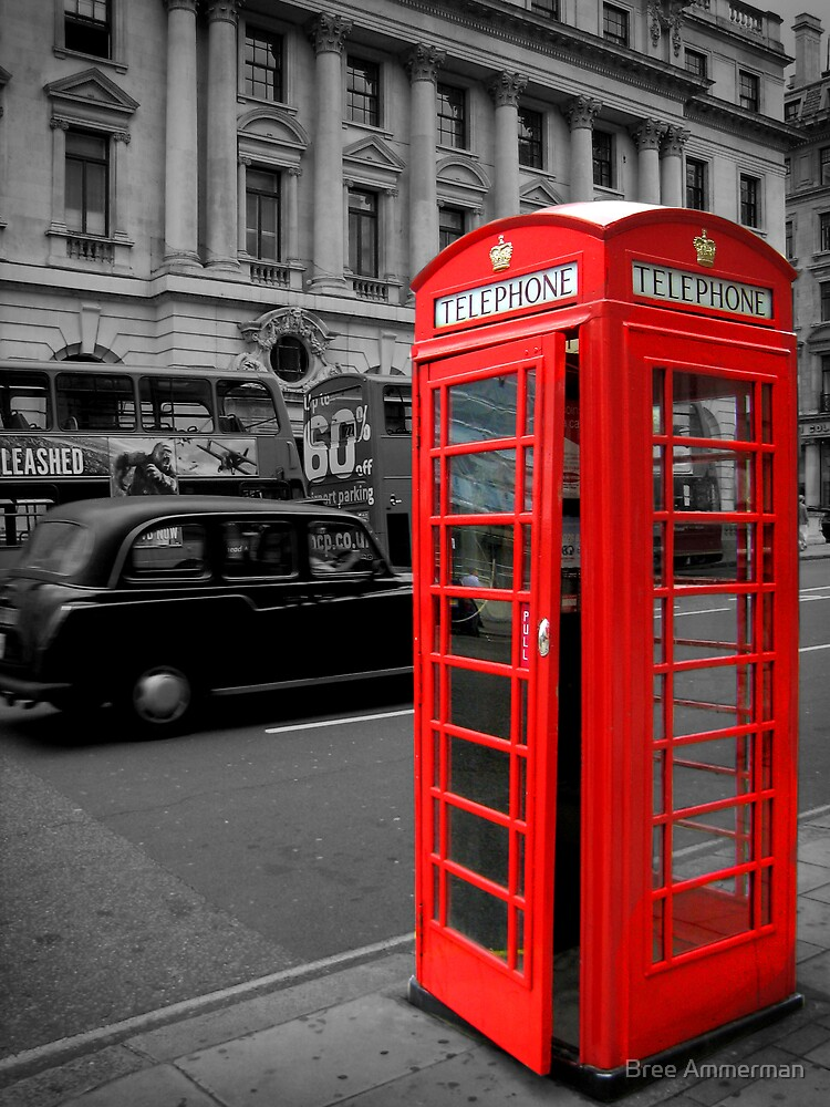 London Baby by Bree Ammerman