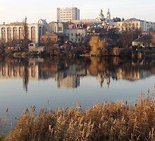 Pivdennyi Buh River by fine