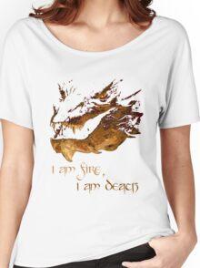 I am fire, I am Death Women's Relaxed Fit T-Shirt