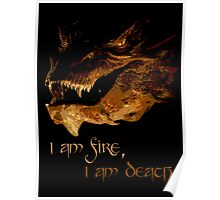 I am fire, I am Death Poster