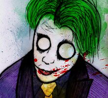 The Joker by Fabio Romeo