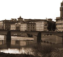 Reflections of Florence by Donna Corless