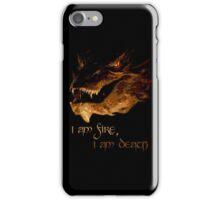 I am fire, I am Death iPhone Case/Skin