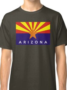 arizona state flag Classic T-Shirt