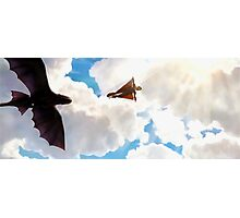 HTTYD 2 CONCEPT ART  Photographic Print