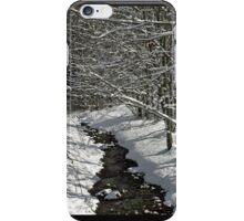 A Creek Runs Through It. iPhone Case/Skin