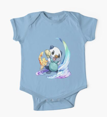 Oshawott One Piece - Short Sleeve